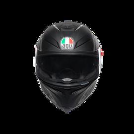 K-5 S E2205 MULTI - TORNADO BLACK/SILVER - AGV up to 35