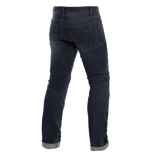 TIVOLI REGULAR JEANS DARK-DENIM- Denim