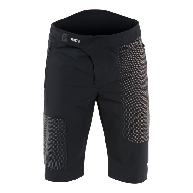 HG GRYFINO SHORTS BLACK/DARK-GRAY- Bike for him