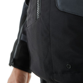 SPORT MASTER GORE-TEX JACKET BLACK/EBONY- Gore-Tex®