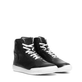 PERSEPOLIS AIR SHOES BLACK- Pelle