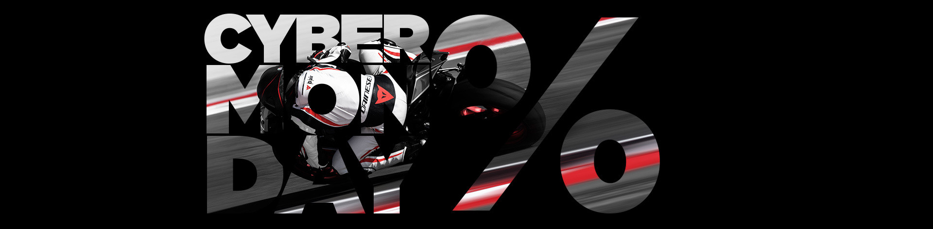 Dainese Motorbike Black Friday