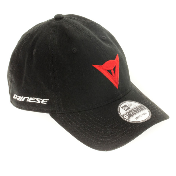 DAINESE 9TWENTY CANVAS STRAPBACK CAP BLACK- Caps & Hats