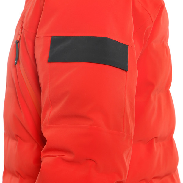 SKI DOWNJACKET SPORT HIGH-RISK-RED- Downjackets
