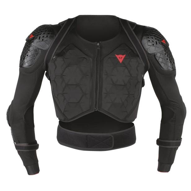 ARMOFORM MANIS SAFETY JACKET BLACK- Back