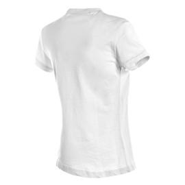 MOTO72 LADY T-SHIRT WHITE- T-Shirts