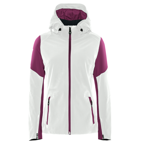 HP2 L3.1 LILY-WHITE/DARK-PURPLE- Giacche