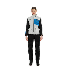 TONALE LADY D-DRY® XT JACKET GLACIER-GRAY/PERFORMANCE-BLUE/BLACK- Women