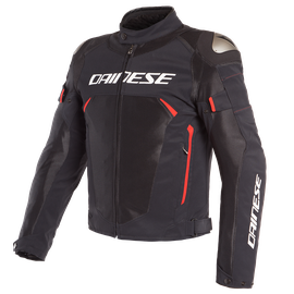 DINAMICA AIR D-DRY JACKET BLACK/BLACK/RED