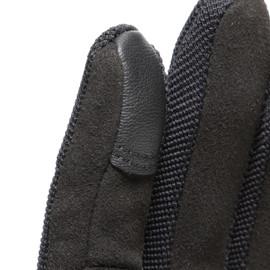 DJADO UNISEX GLOVES BLACK- Gloves