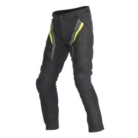 P. DRAKE SUPER AIR TEX BLACK/FLUO-YELLOW/DARK-GULL-GRAY- Textile