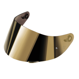 Visor GT2 IRIDIUM GOLD - Accessories