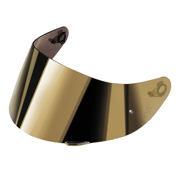 Visor GT2 IRIDIUM GOLD - Accessori