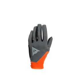 HG CADDO GLOVES ORANGE/DARK-GRAY