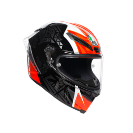 CORSA R MULTI ECE DOT - CASANOVA BLACK/RED/GREEN