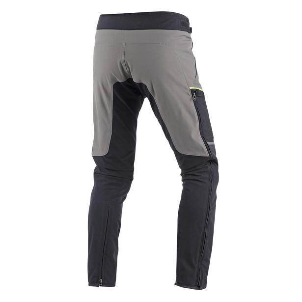 RAINSUN PANTS BLACK/DARK-GULL-GRAY/FLUO-YELLOW- Pants