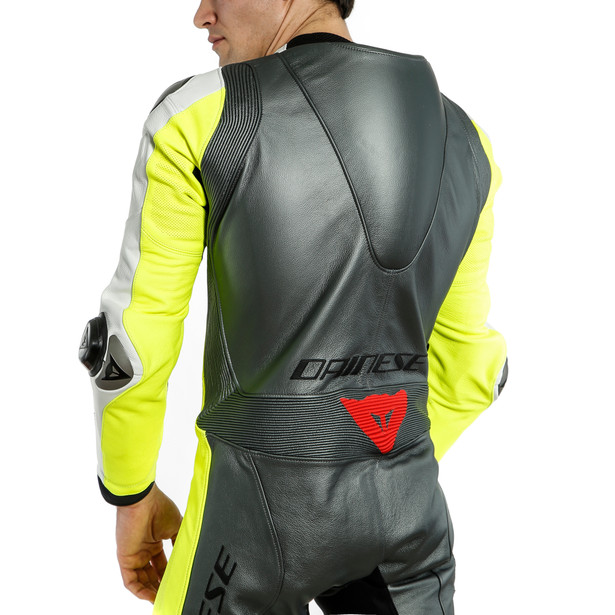 ADRIA 1PC LEATHER SUIT PERF. - Leather Suits