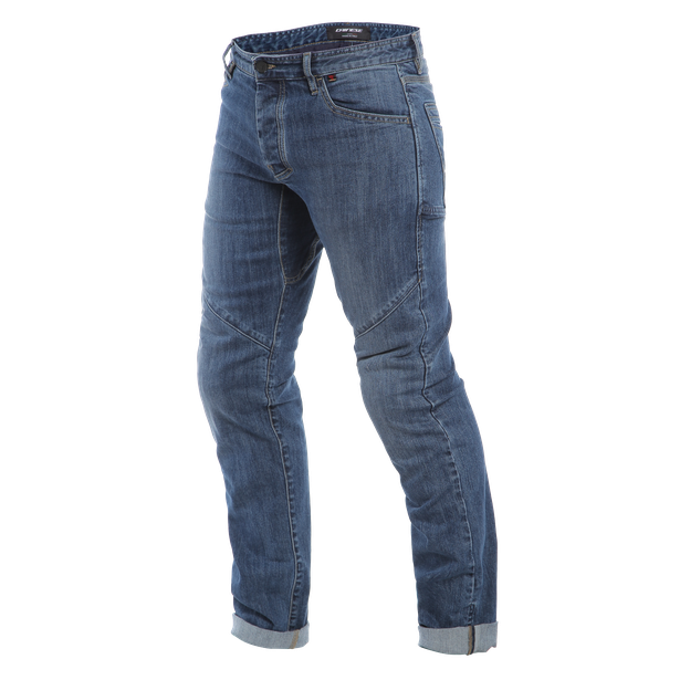 TIVOLI REGULAR JEANS MEDIUM-DENIM- Denim