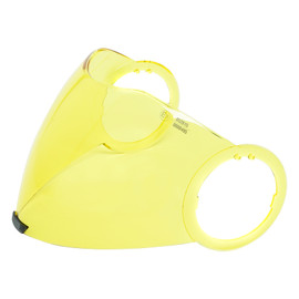 Visor CITY 18-1 YELLOW - Accessori