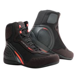 MOTORSHOE D1 DWP BLACK/FLUO-RED/ANTHRACITE- D-Wp®