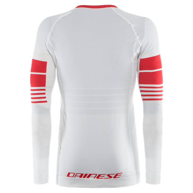 HG JERSEY 1 WHITE/HIGH-RISK-RED- Maillots