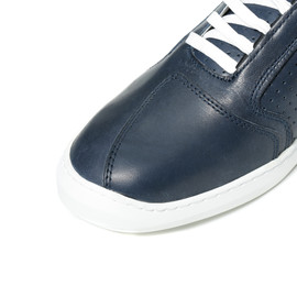 PERSEPOLIS AIR SHOES BLUE-ECLIPSE- Leder