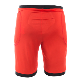 SCARABEO SAFETY SHORTS BLACK/RED- Promotions bici