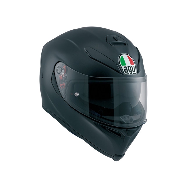 K-5 S E2205 MONO - MATT BLACK - Full Face