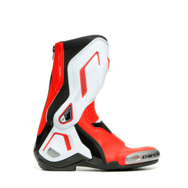 TORQUE 3 OUT LADY BOOTS BLACK/WHITE/FLUO-RED- Boots