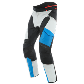 TONALE D-DRY PANT GLACIER-GRAY/PERFORMANCE-BLUE/BLACK