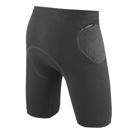 TRAILKNIT PRO ARMOR SHORTS BLACK- Pants