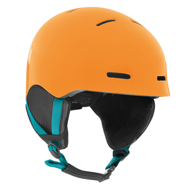 B-ROCKS HELMET ORANGE-GLORY/BLUE-OCEAN- Helme