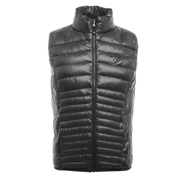 PACKABLE DOWNVEST MAN GUN-METAL- Daunenjacken