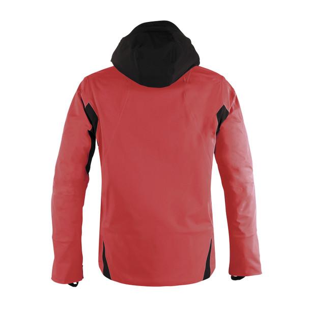 ROCA JACK D-DRY® JACKET FIRE-RED/BLACK/BLACK- Jackets