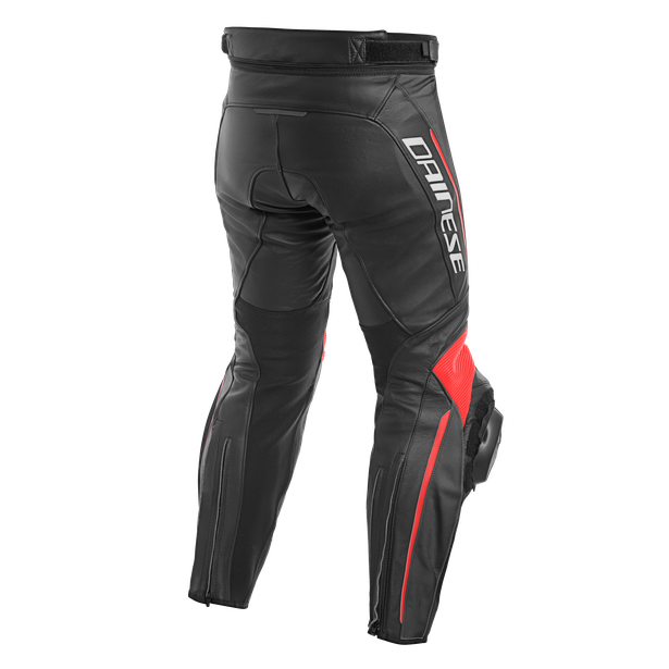 DELTA 3 PERF. LEATHER PANTS - Leather
