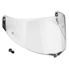 VISOR RACING KIT VELOCE S/PISTA GP/CORSA (+screws) - CLEAR