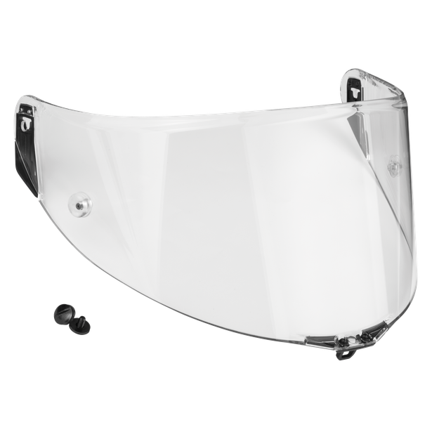 VISOR RACING KIT VELOCE S/PISTA GP/CORSA (+screws) - CLEAR - Accessories