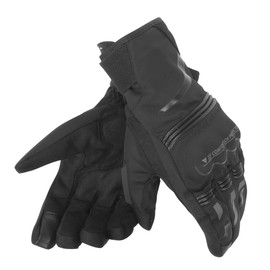 TEMPEST UNISEX D-DRY® SHORT GLOVES BLACK/BLACK