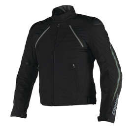 HAWKER D-DRY® JACKET BLACK/EBONY