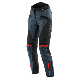 TEMPEST 3 D-Dry® LADY PANTS EBONY/BLACK/LAVA-RED