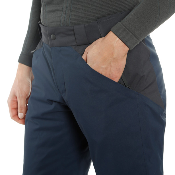HP BARCHAN PANTS BLACK-IRIS/STRETCH-LIMO- Mens