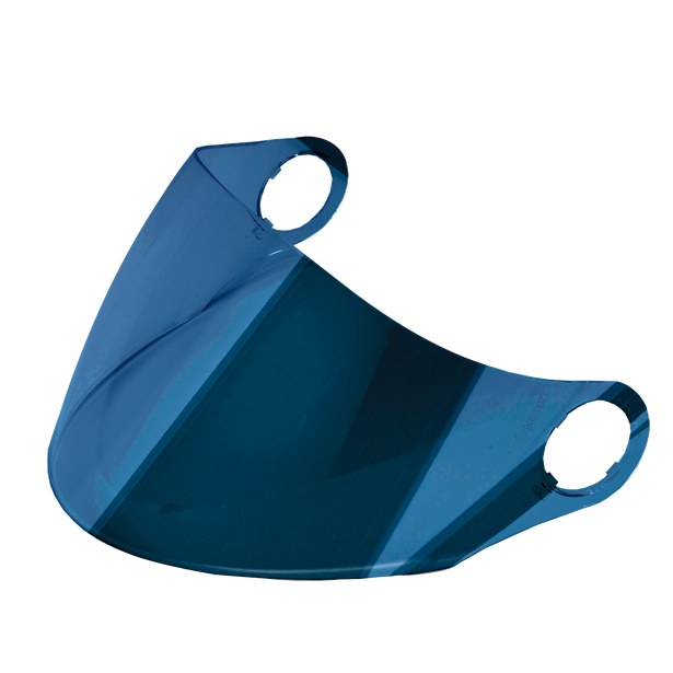 Visor CITY 18-2 IRIDIUM BLUE - Accessori