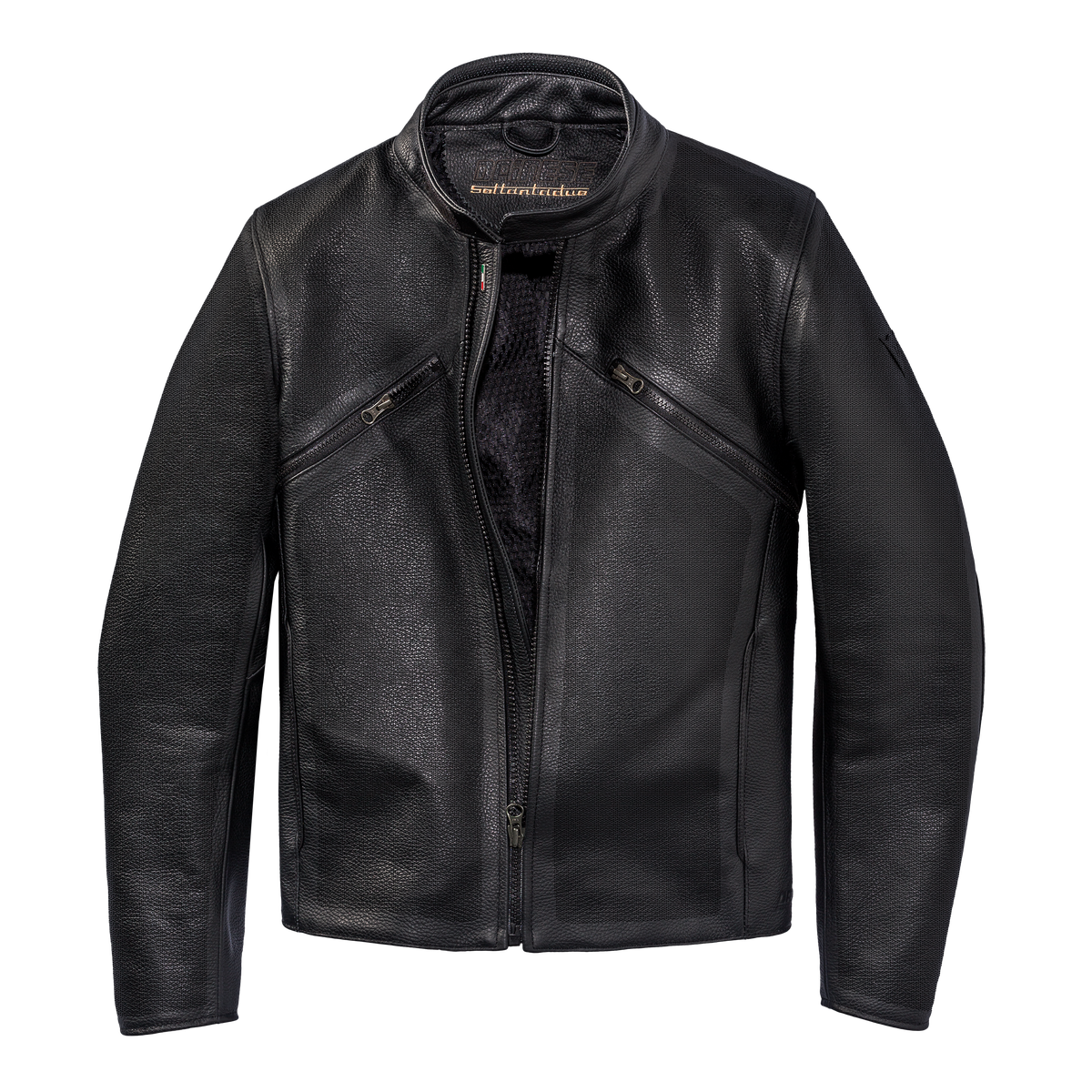 91a998b0f PRIMA72 PERF. LEATHER JACKET
