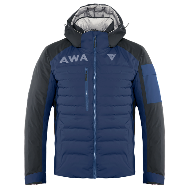 AWA BLACK JACKET - Daunenjacken