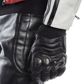 ERGO72 GLOVES BLACK- Handschuhe