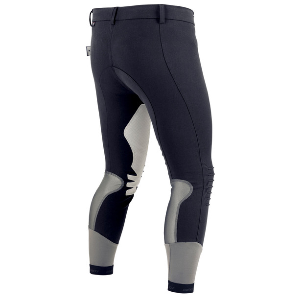 CIGAR PANTS BLU-NAVY- Pantalons