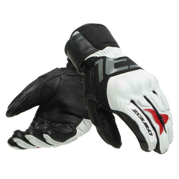 HP GLOVES LILY-WHITE/STRETCH-LIMO- Mens