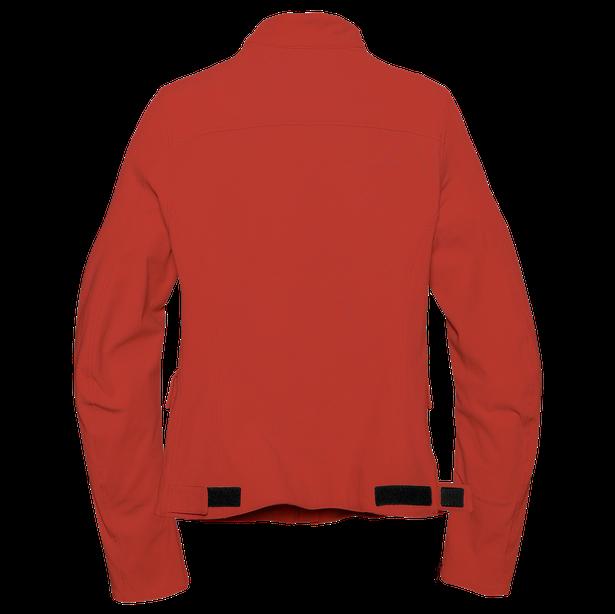 KIFFA LADY TEX JACKET POMPEIAN-RED- Textile