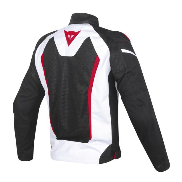 HYPER FLUX D-DRY® JACKET WHITE/BLACK/RED- D-Dry®