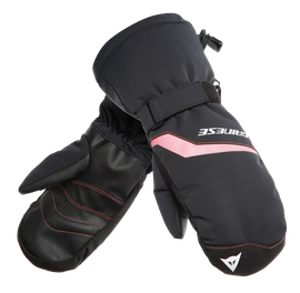 SCARABEO GLOVES MITTEN - KID STRETCH-LIMO/MISTY-ROSE- Scarabeo